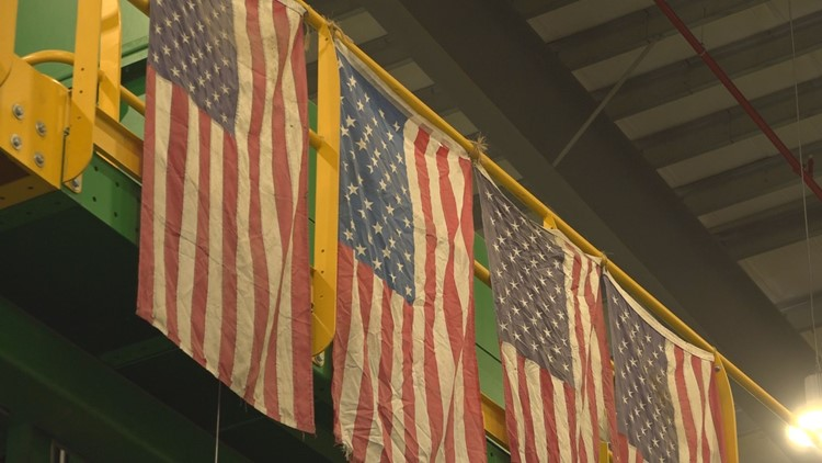 Fiberight-flags