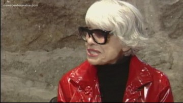 The day that 207 talked to Carol Channing.