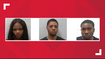 Police say group used $3,500 of counterfeit money at Home Depot in Augusta