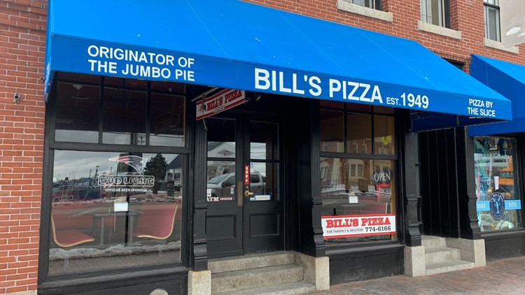Bill's Pizza in Old Port to permanently close; Holy Donut to take its place