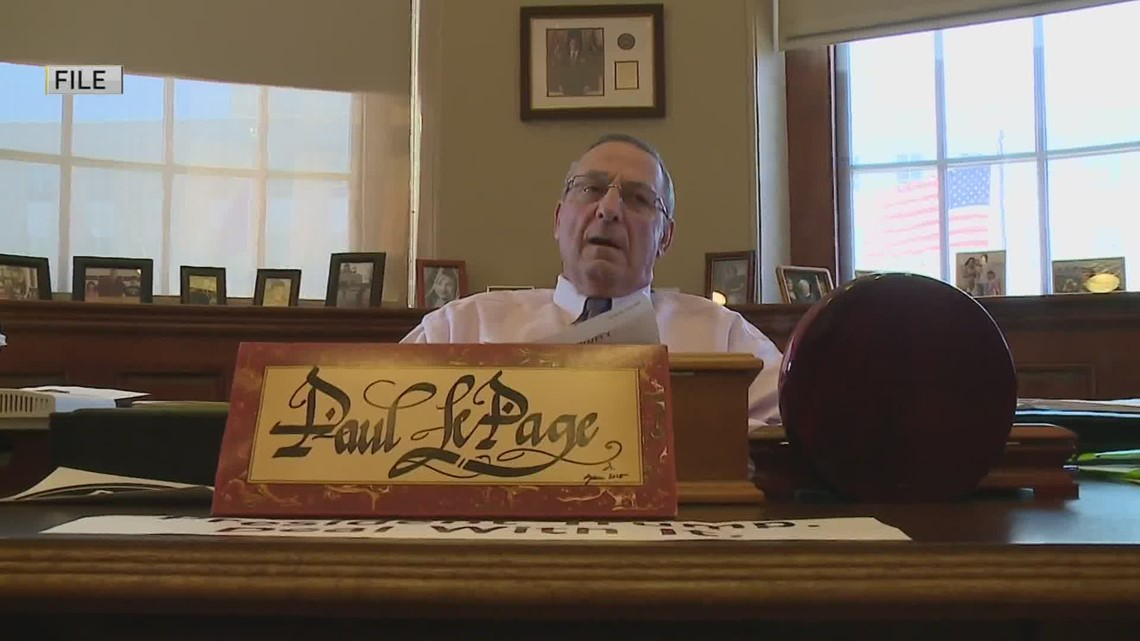 Signs suggest former Maine Gov. Paul LePage could run for reelection
