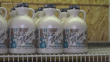 Family maintains Maine maple Sunday tradition