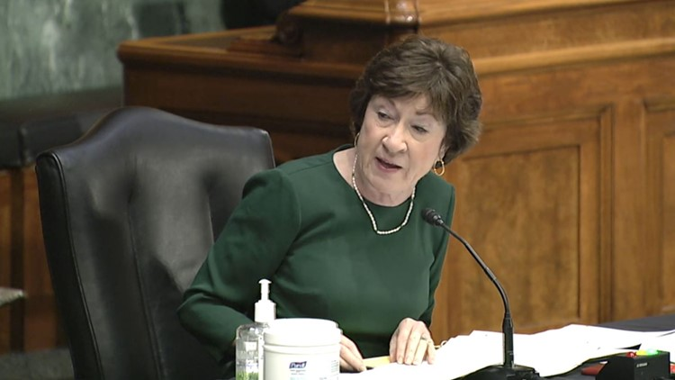 Collins blasts US CDC for 'confusing, conflicting guidance' on COVID-19