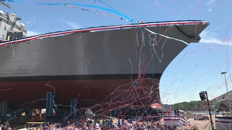 BIW awarded $9M contract for work on future USS Daniel Inouye