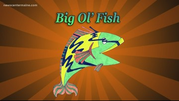 Big Ol' Fish 081719