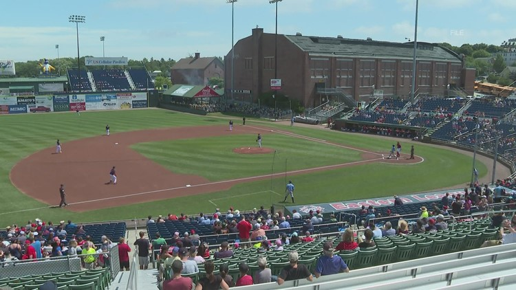 Portland Sea Dogs say Hadlock Field will be at full capacity starting in June