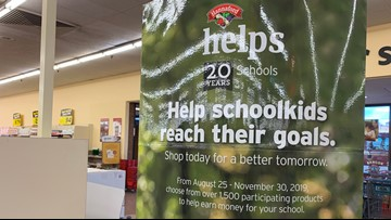 'Hannaford helps schools' provides educators additional support