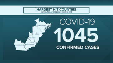 Real-time Maine coronavirus updates: Friday, April 10, 2020, Morning Edition