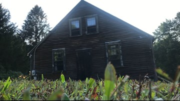 Maine couple calls 'The Conjuring' haunted farmhouse, home