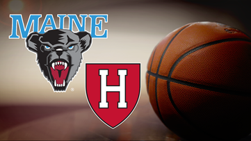 Black Bears are out of their Ivy League against Harvard