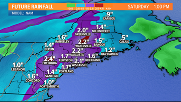 Flood threat continues into the weekend; more rain on the way | Breton Blog