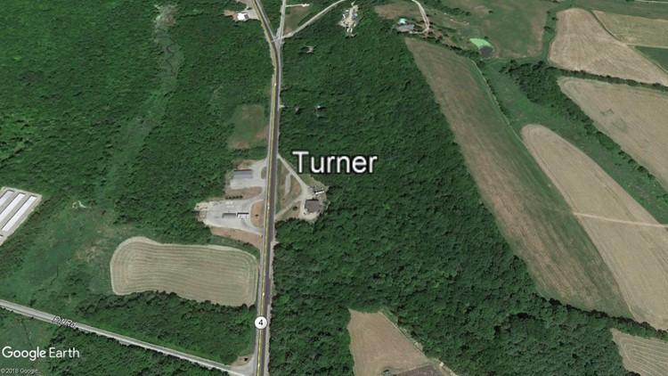 Kingfield man dies after van overturns on Route 4 in Turner