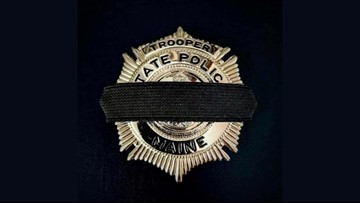 Maine reacts to death of state trooper, killed in I-95 crash