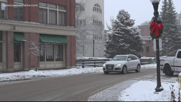 Slick weather impacts New Year's Eve safety
