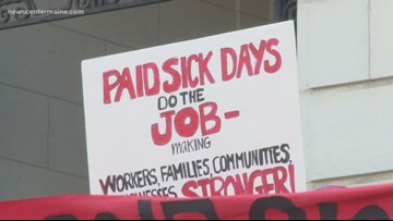 Portland votes to support paid sick days for workers