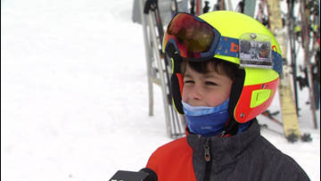 High winds, low temps obstacles for holiday skiing