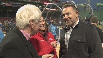 DiMillo's, The Old Port, Kevin Millar reflects on his time in Maine