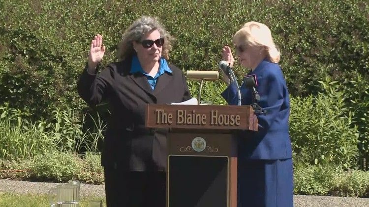 New Chief Justice sworn into office