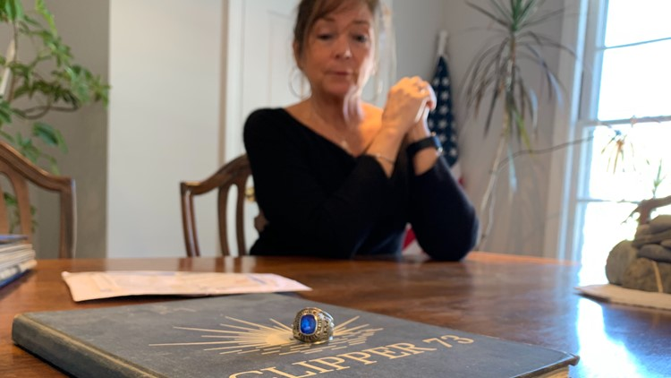 Class ring lost in Portland found nearly 50 years later in Finland