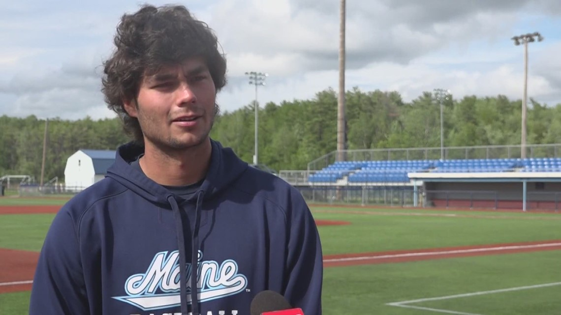 UMaine ace named first team All-American