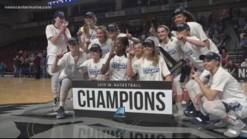 UMaine women's basketball team are heading to the NCAA tournament