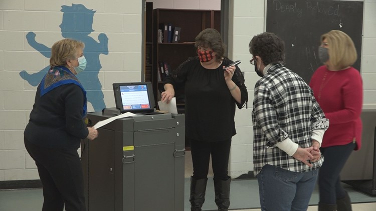 Hudson officials locate omitted absentee ballots