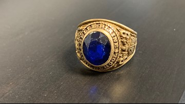 Lost and found ring returned after 49 years