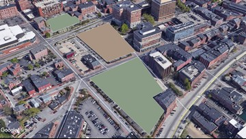 Company submits proposal for downtown Portland redevelopment
