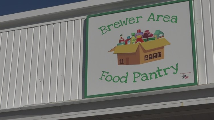 Brewer Area Food Pantry provides healthy meals for cancer patients