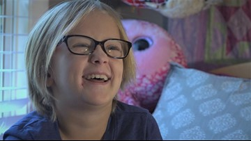 Maine girl celebrates, advocates for others three years after beating cancer