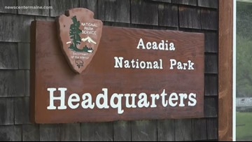 Acadia National Park to close campground for storm