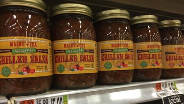 Maine woman is helping to change autism one jar of salsa at a time