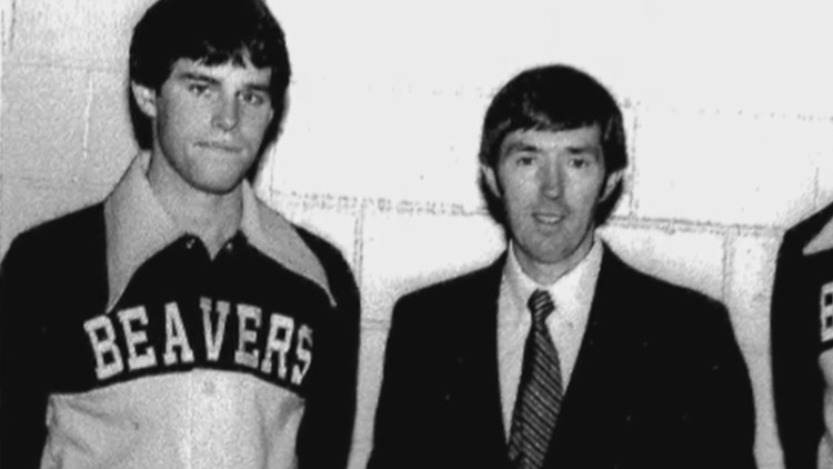 Steve Clifford was a standout basketball player for the University of Maine at Farmington