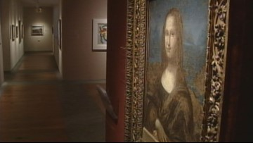 Behind the smile of Maine's Mona Lisa