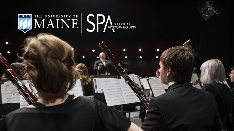 And the band played on: UMaine music ensembles' annual tour goes virtual