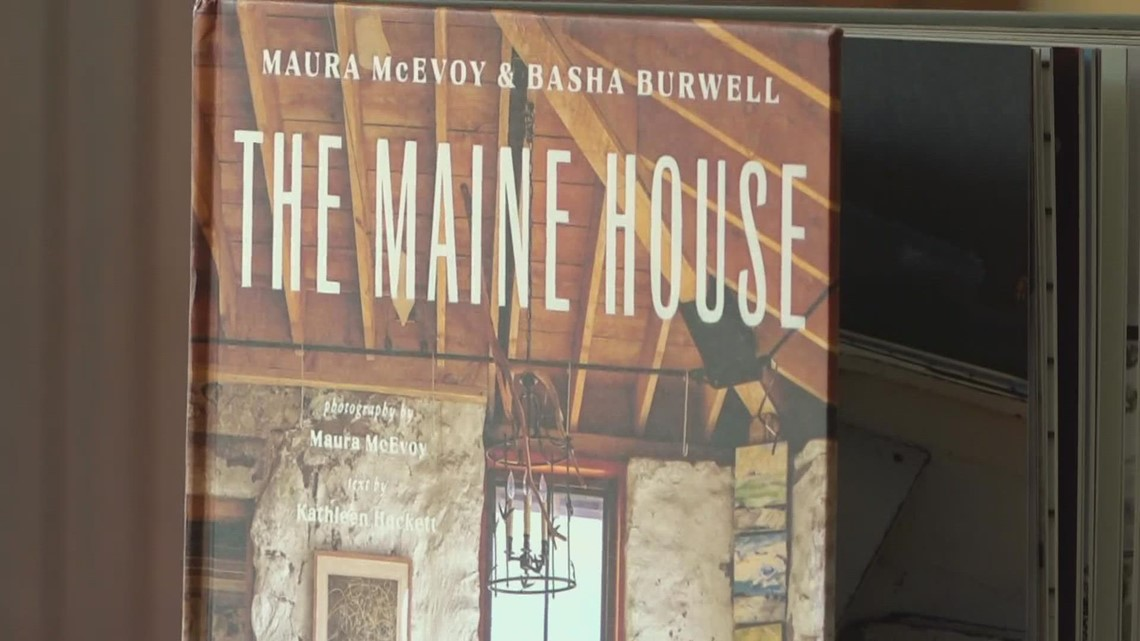 'The Maine House' book