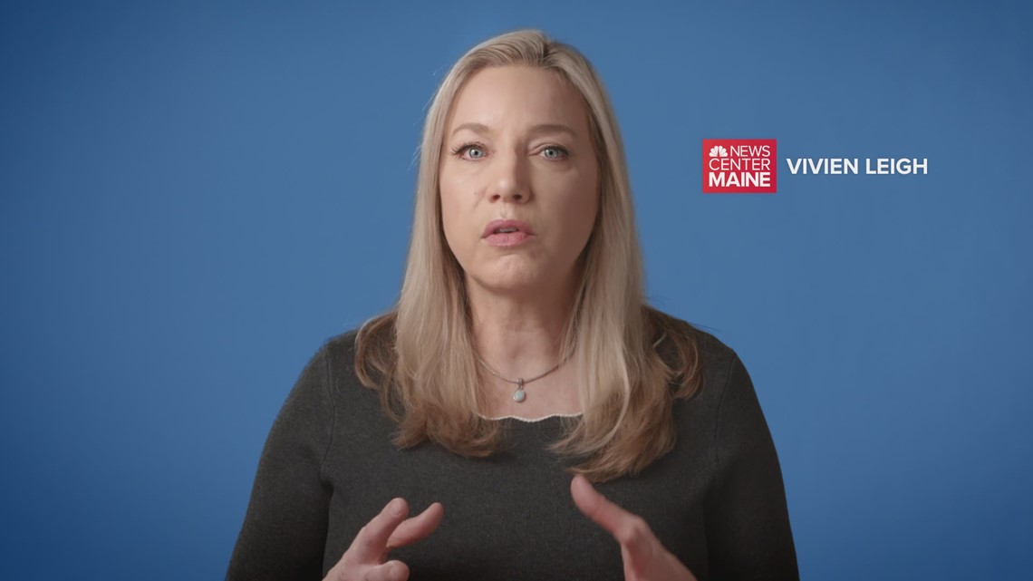 Tick Week: NEWS CENTER Maine's Vivien Leigh reports during tick week