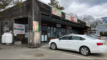 Old Orchard Beach massage parlor shut down by police