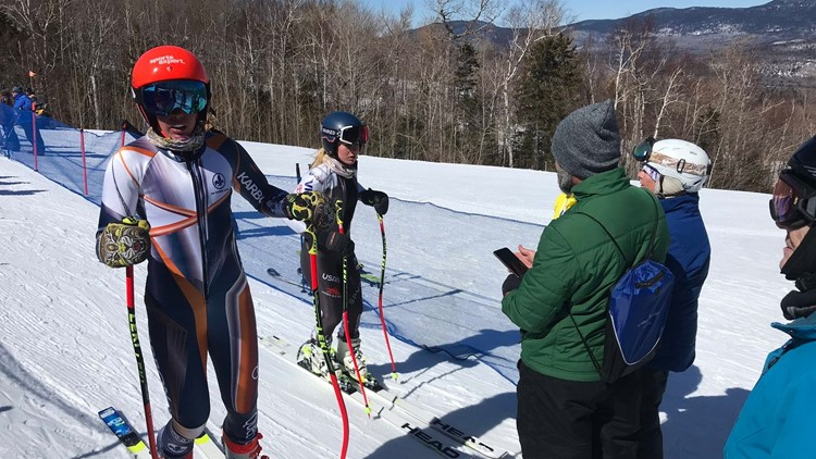Merryweather, Cochran-Siegle win national downhill races