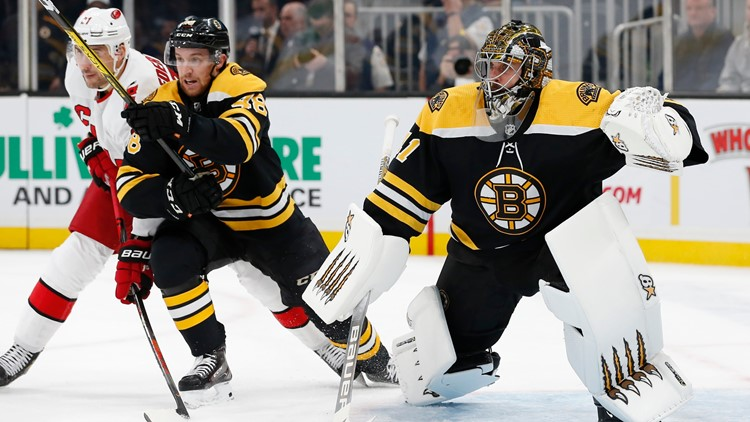Halak downgrades Hurricanes to Category 0 with lights out goaltending