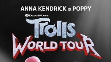 Maine's Kendrick reprises lead role in 'Trolls' sequel