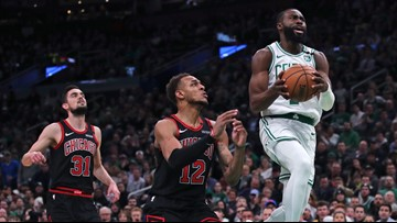 To get back in a winning groove, Celtics take the Bulls by the horns