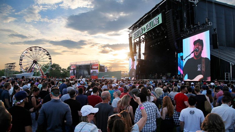 Rage Against the Machine, Foo Fighters to headline Boston Calling 2022