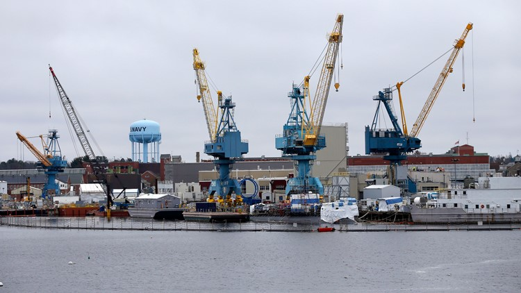 Man charged with sexually abusing minor at Portsmouth Naval Shipyard