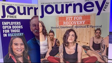 Country's first recovery magazine made by people in recovery launches in Maine