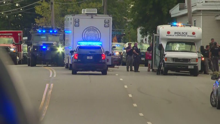 Waterville standoff ends; situation resolved, police say