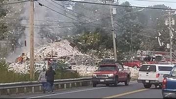 Maine's senators respond to Farmington fatal explosion