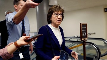 EXCLUSIVE: Sen. Susan Collins calls critic's claims 'sexist,' says 'I don't run my votes by anybody'