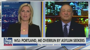 Are Portland's resources strained by asylum seekers