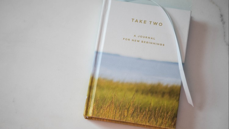 'Take Two: A Journal For New Beginnings'